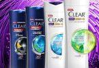 clear shampoo