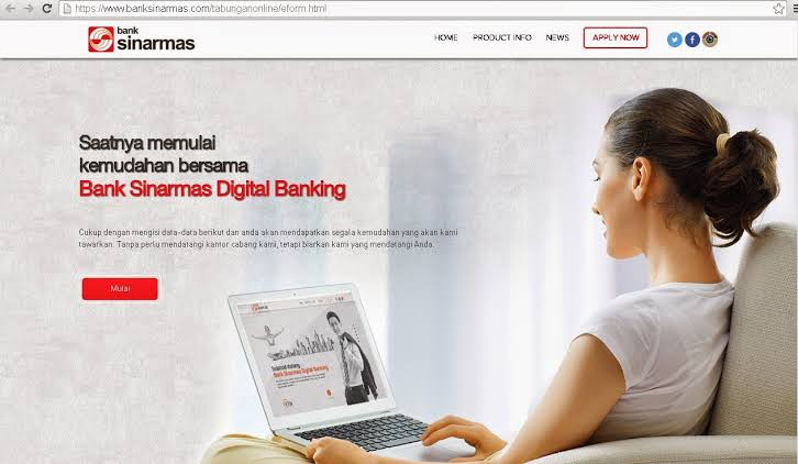 buka tabungan online