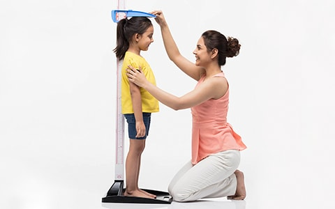 how to make your child grow taller