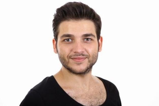 Model Potong Rambut Pria Wajah Bulat