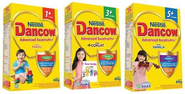 Dancow Advanced Excelnutri+ 1+