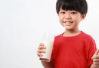 susu anak